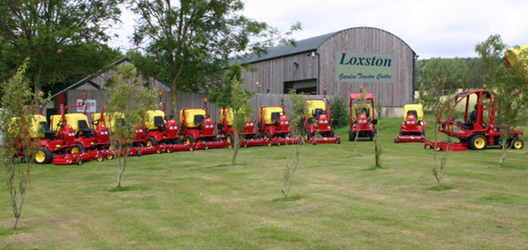 Loxston Garden Machinery Premises