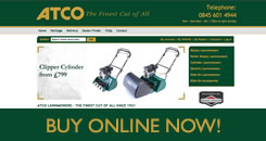 ATCO Lawnmowers and Ride On Mowers
