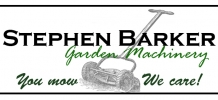 Stephen Barker Garden Machinery Ltd - STOWMARKET