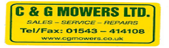 C & G Mowers Limited - LICHFIELD